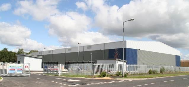 Wigan Depot.